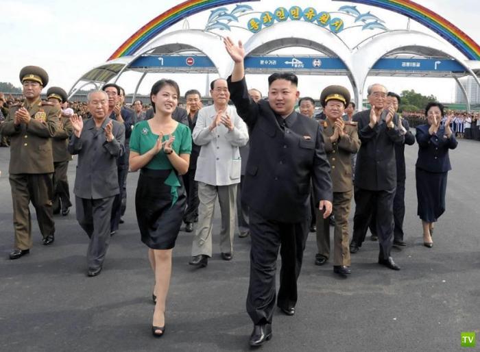 Ли Соль Чжу - Первая леди Северной Кореи (8 фотографий)
