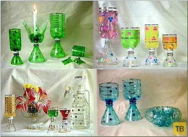 Поделки для детей из пластиковых бутылок своими руками фото инструкция