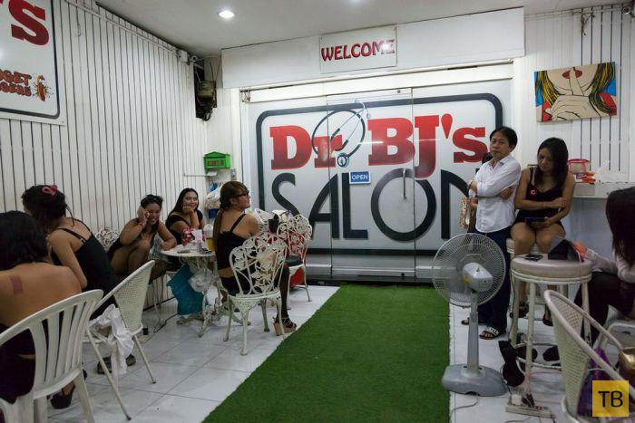 тайланд минет бары фото