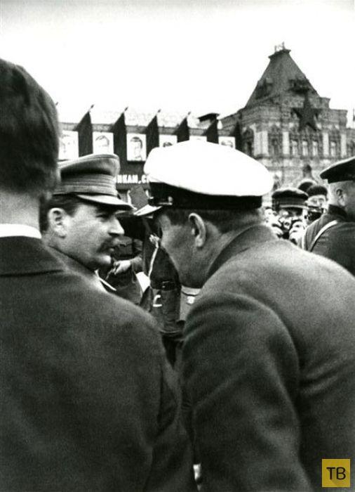 Малоизвестные фотографии известных в СССР людей (50 фото)