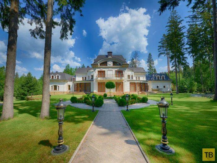 Продается дворец за 100 миллионов