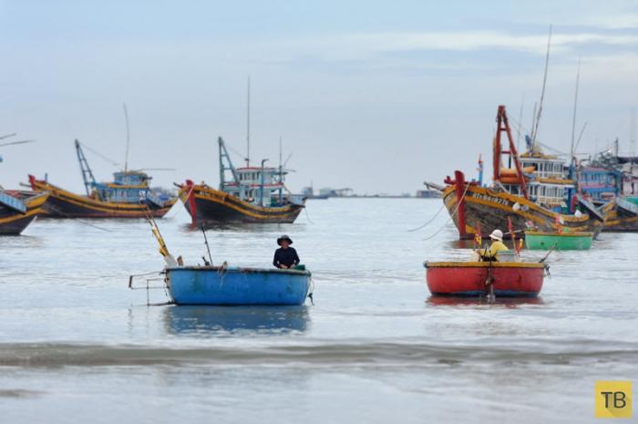 есть ли рыбная ловля  закачаешься вьетнаме