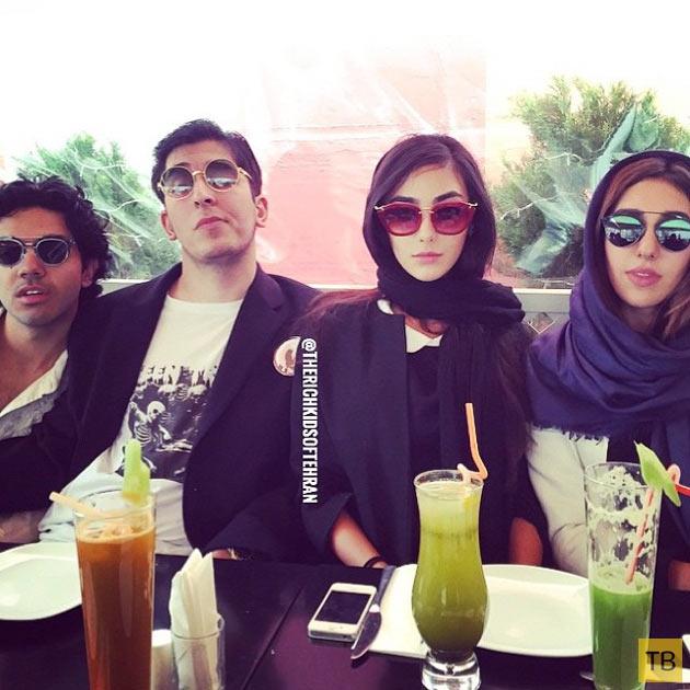 На иранской земле путешествие в тегеран  отзыв на