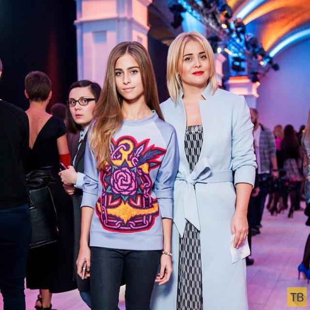 Соня Евдокименко - внучка Софии Ротару (16 фото)