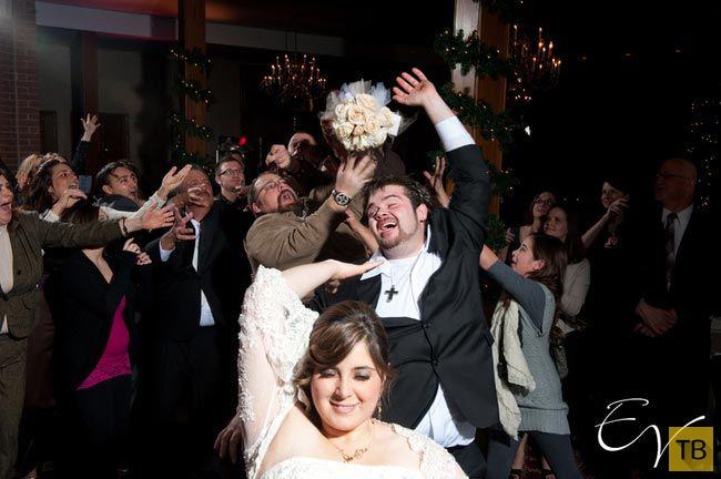 что ловят парни на свадьбах