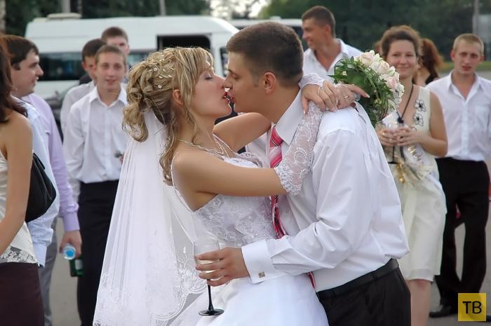 Почему горько кричат на свадьбе