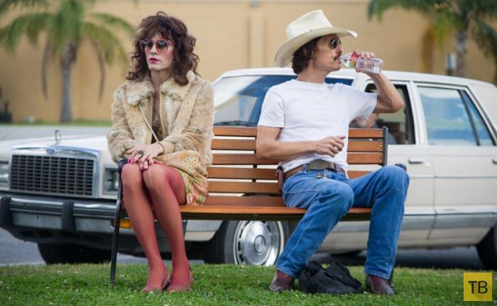 Известные актеры, изуродовавшие себя ради роли в кино (10 фото)