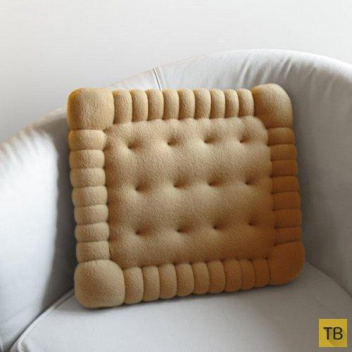 Удобные подушки самого необычного дизайна (29 фото)