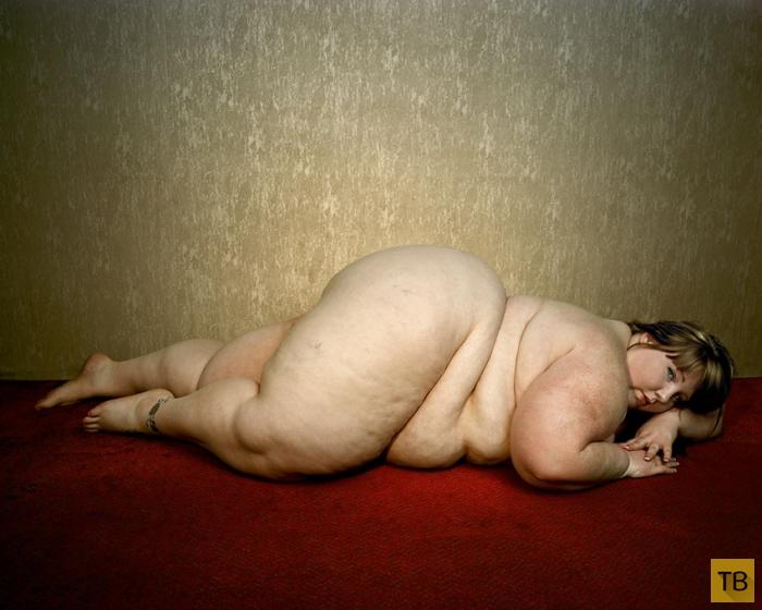 фото голых самых толстых девушек