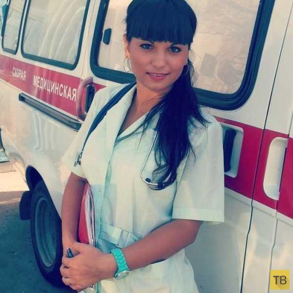 Девушка и врач фото