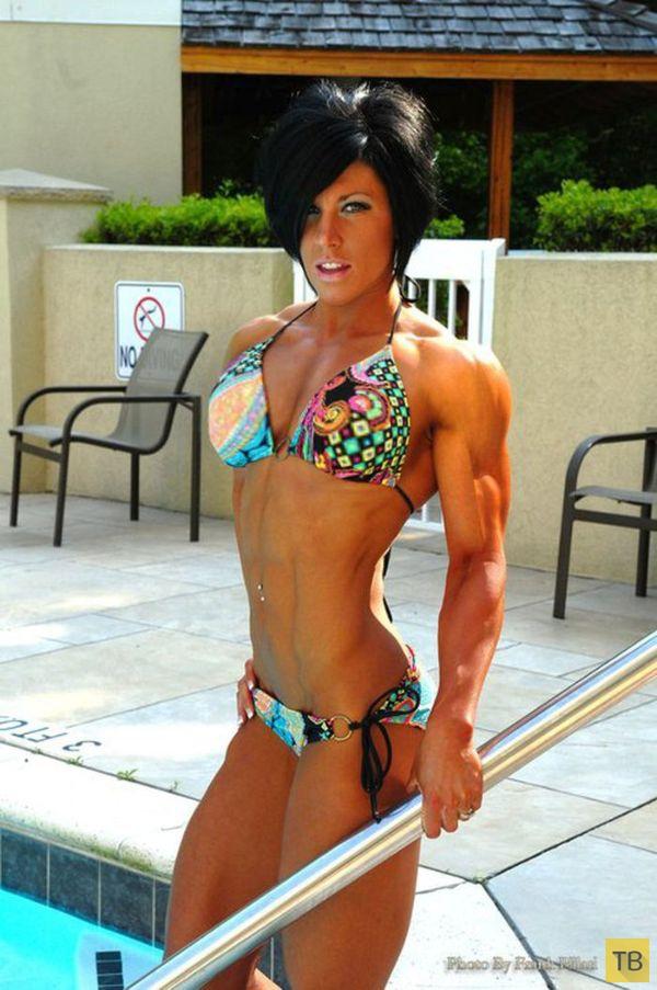 Фото мускулистые люди
