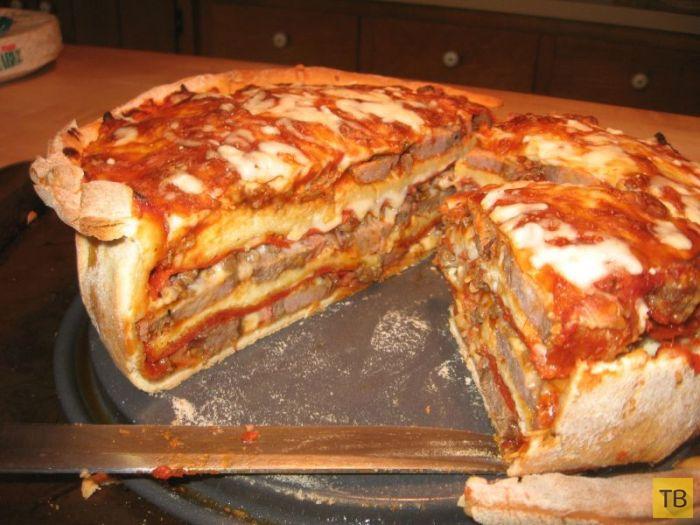 Слоистые пирожки рецепт с фото