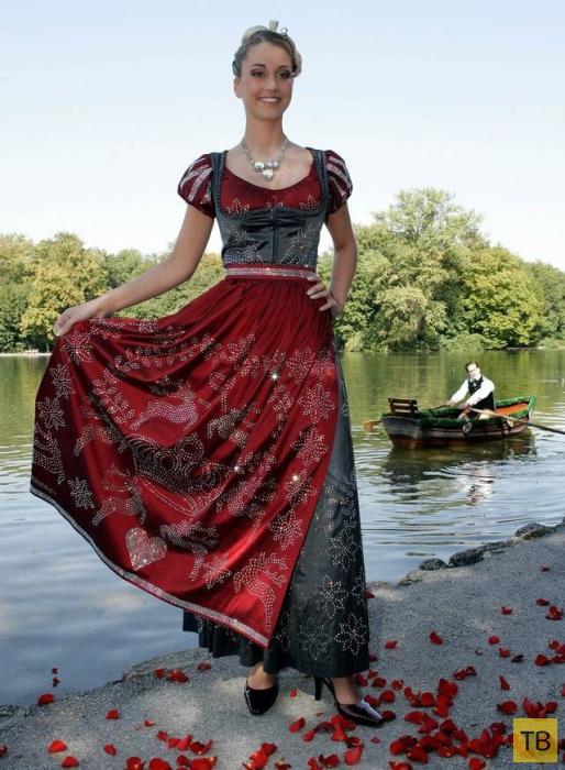 Топ 15: Самые дорогие и роскошные платья в мире (16 фото)