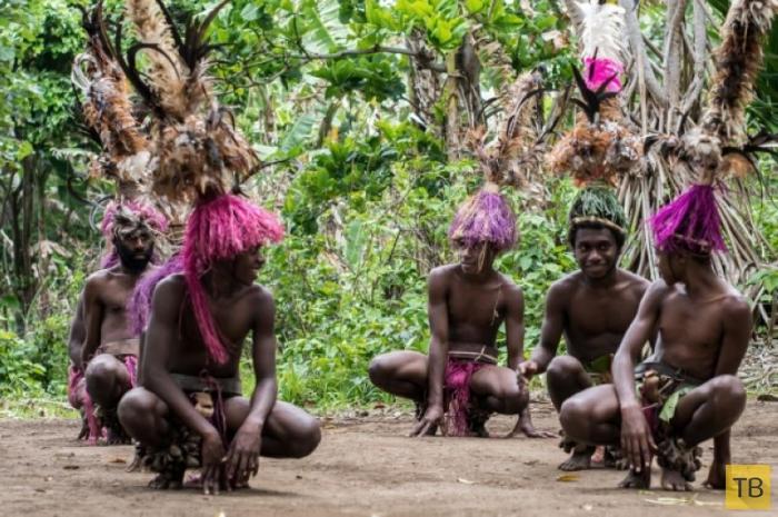 Топ 10: Самые необычные сексуальные традиции народов мира (10 фото) .