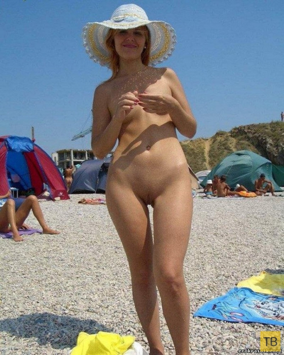Частное фото с нудистских пляжей