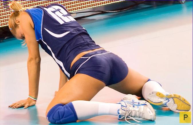 волейболистки сексуальные фото