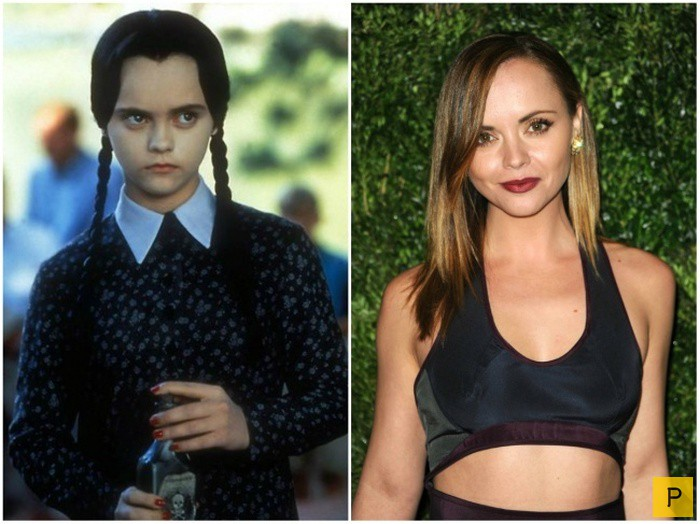 Любимые актеры нашего детства тогда и сейчас (15 фото)
