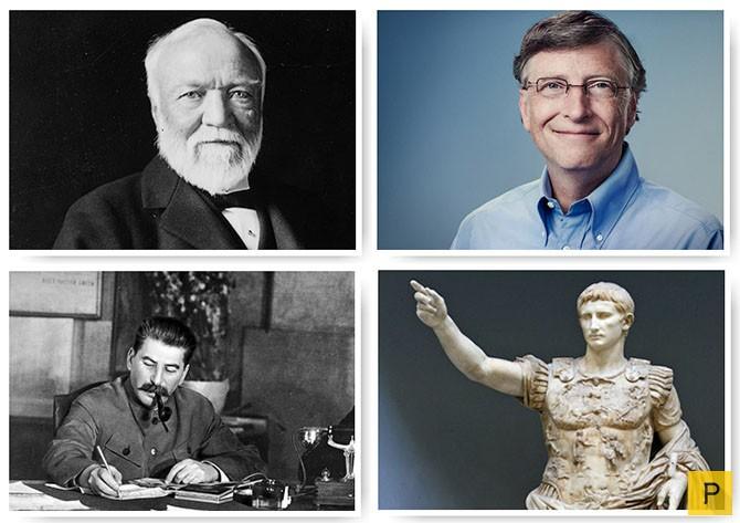 самые богатые люди мира за всю историю человечества берег Петропавловского озера