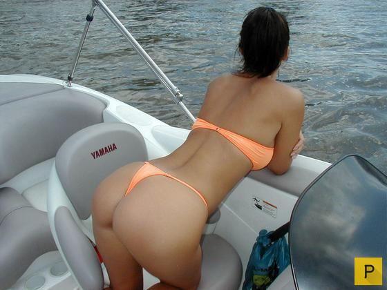 фото голые девушки на рыбалке