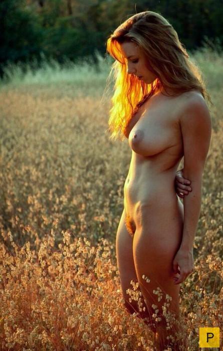 фото голых рыженьких девушек