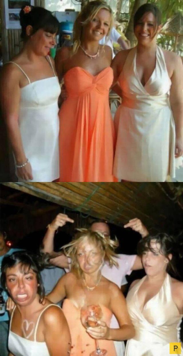 Прикольные и смешные девушки фото