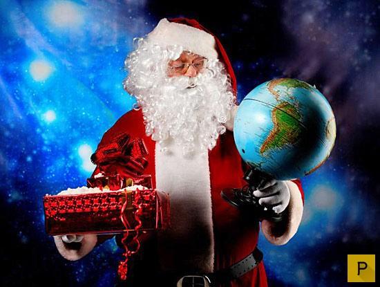 Новый год в разных странах мира картинки