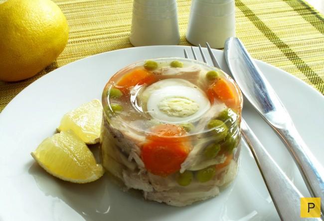 Традиционные блюда на Новый Год (10 фото)