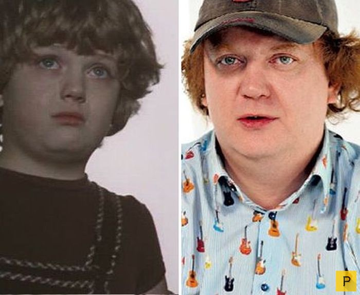 Как изменились актеры любимых детских фильмов (23 фото)