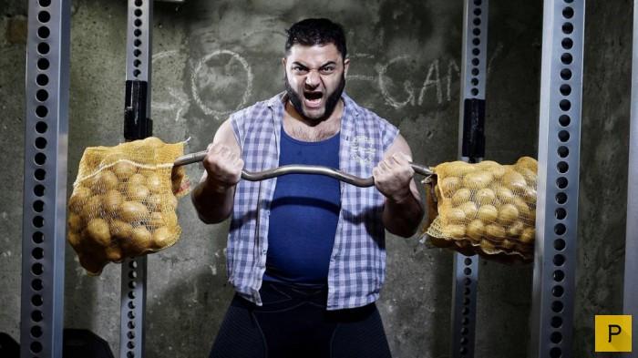 Известные спортсмены - вегетарианцы (11 фото)