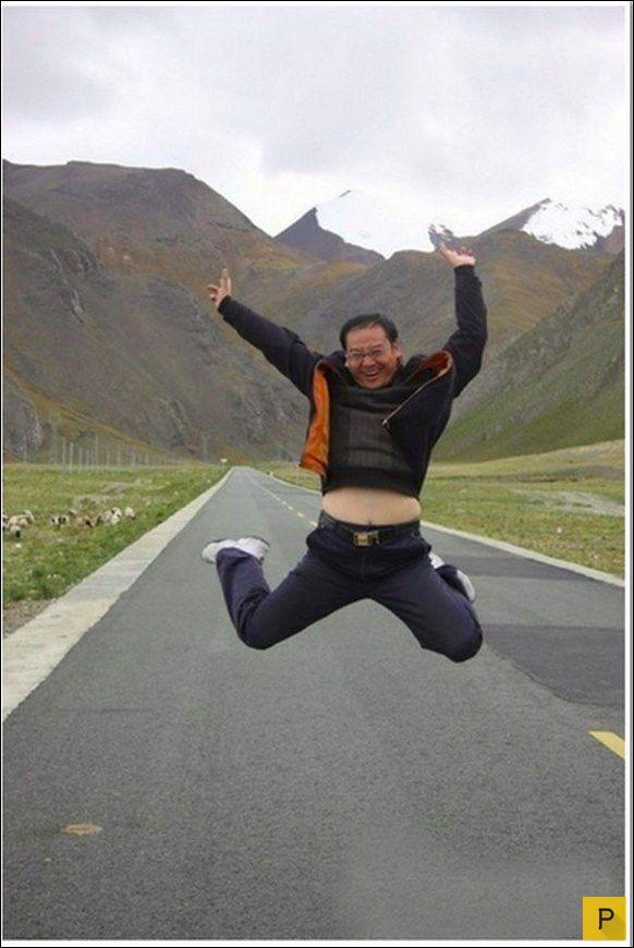троллинг по китайски