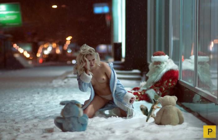 эротические фото нового года