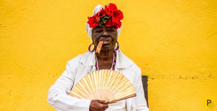 Мои кубинские истории-3: люди-муляжи и пролетарские сигары