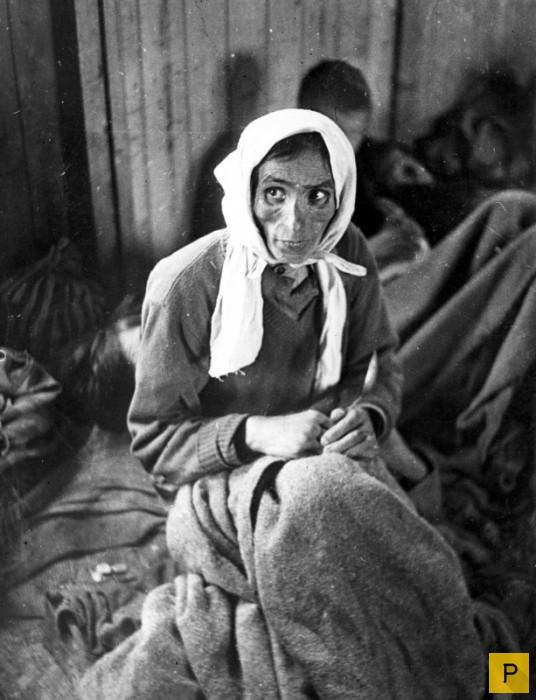 Фото людей в концлагере дахау голых женщин 67876 фотография