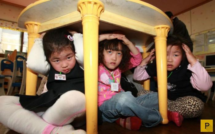 Детские сады в разных странах мира (14 фото)