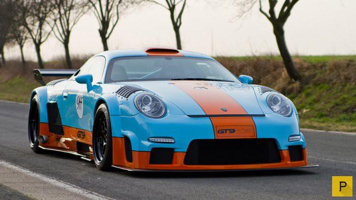 Рейтинг самых быстрых автомобилей в мире (5 фото)