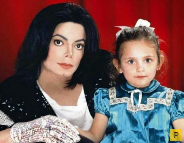 Пэрис - дочь Майкла Джексона стала взрослой (5 фото)