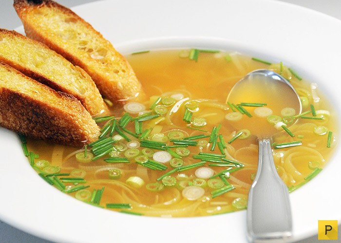 Топ 5: Вкусные весенние супы быстрого приготовления (6 фото)
