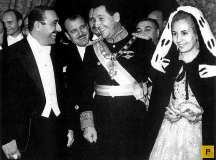 a biography of eva duarte de peron an argentine politician
