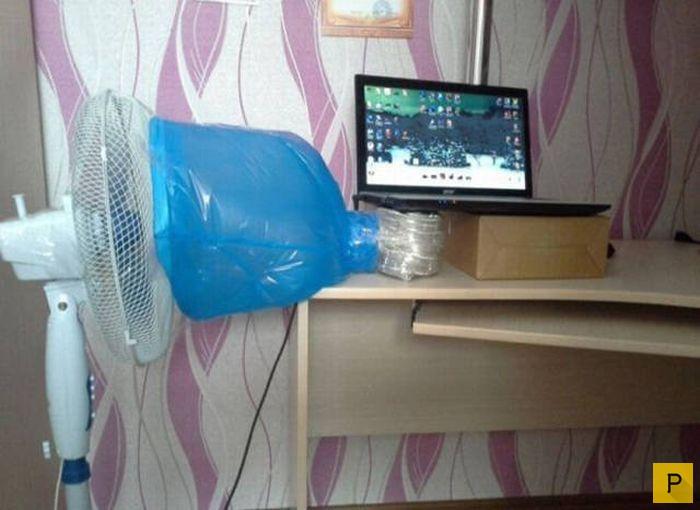 Как сделать самому охлаждение ноутбука