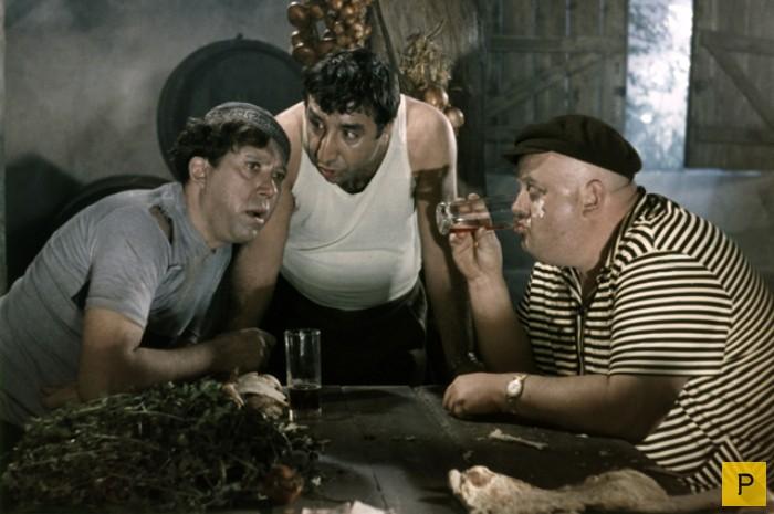 Любимые актеры советского кино: Фрунзе Мкртчян (7 фото)