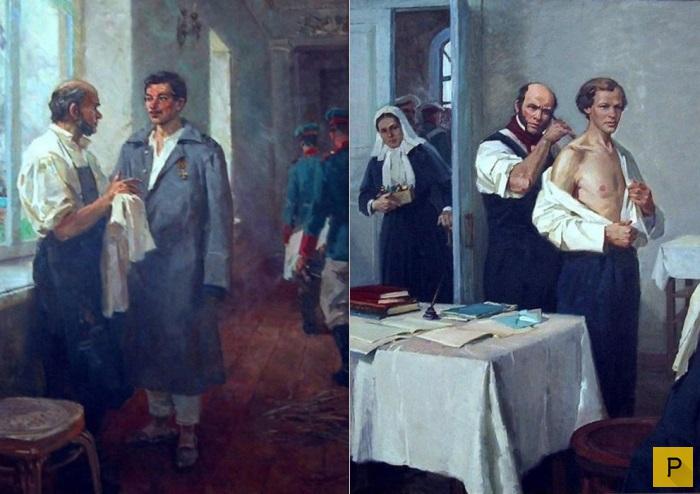 Неразгаданный рецепт мумии хирурга Пирогова (8 фото)