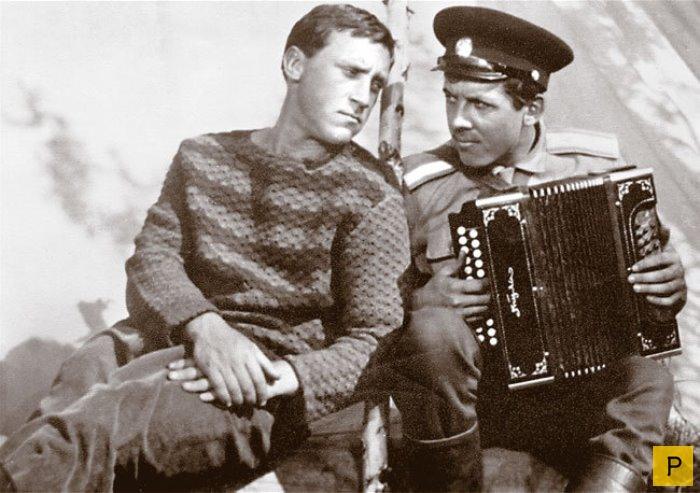 Почему поссорились Владимир Высоцкий и Валерий Золотухин (9 фото)