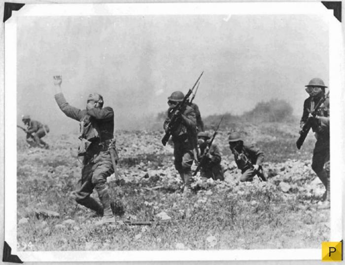 Фотографии, запрещенные цензурой во время Первой Мировой войны, чтобы не вызвать панику