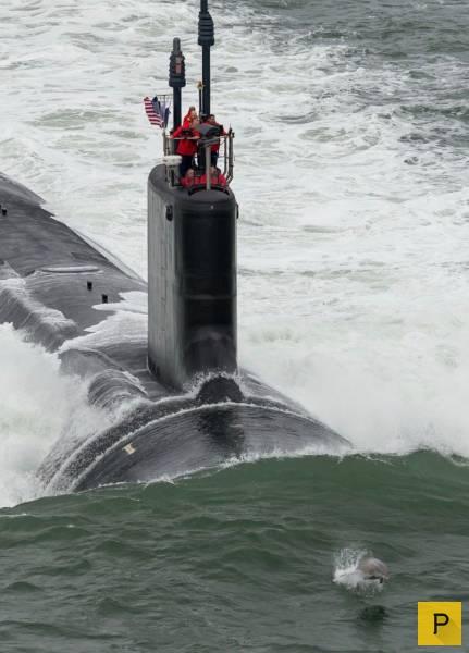 как делились на подводных лодках