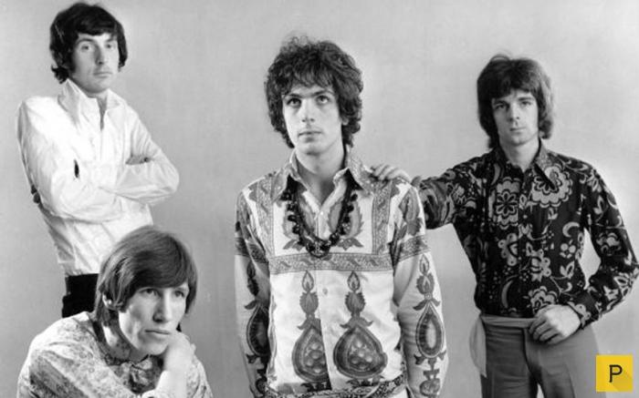Легендарная рок-группа Pink Floyd в фотографиях (21 фото)