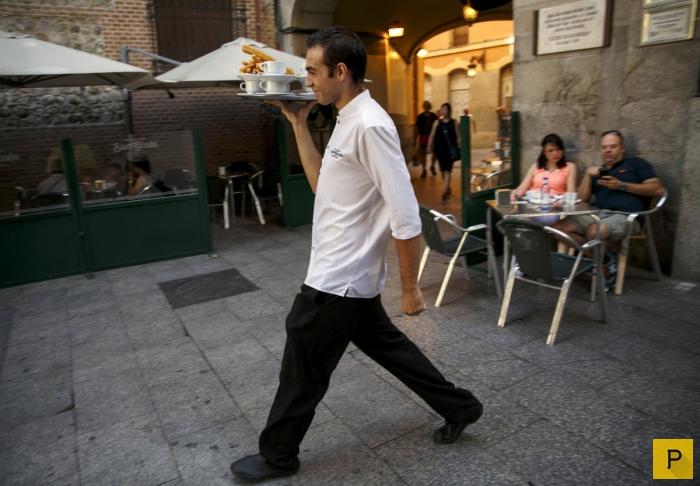 Топ 12: Правила поведения в ресторане (13 фото)