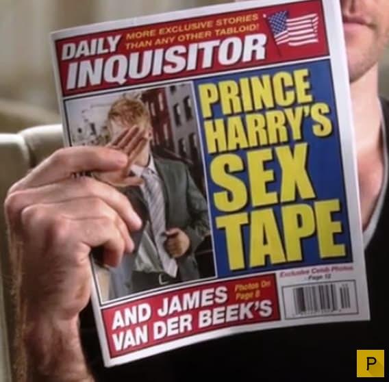 Скандальные факты из жизни принца Гарри (16 фото)