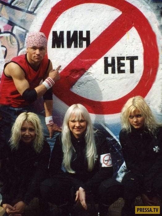 (18+) Свободные нравы поп-культуры 90-х и 00-х (11 фото + 7 видео)