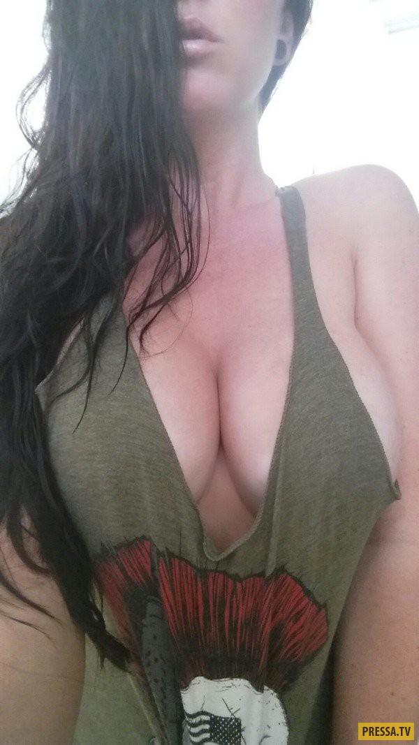 """Красивые и стройные девушки в утренней подборке """"Селфи""""  (43 фото)"""