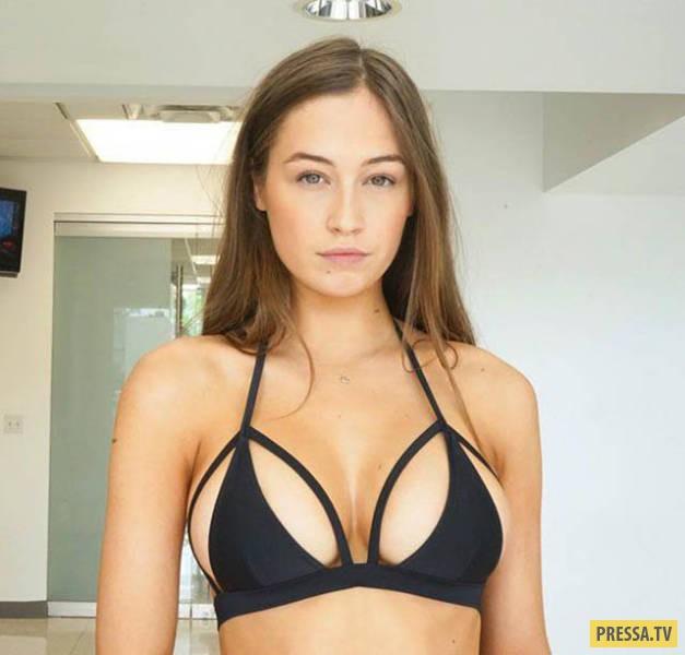Красивые девушки с пышными формами  (72 фото)